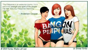 Rise Up, Philippines! by DaggerPoint