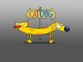 CatDog by magaiv3r