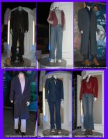 Dr Who Clothes by The-Rover