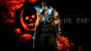 Gears of War THE END by thegameworld