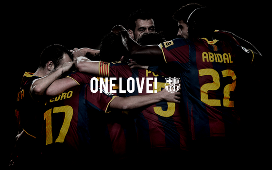 ONE LOVE by Ccrt