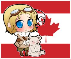 aph - canada by tarouchan