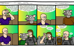 Stubble Trouble - 430 by Rennon-the-Shaved