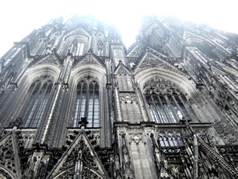 Cathedral of Cologne by JimmyLaboulette