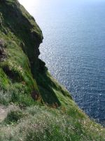 Cliffs of Moher Stock 3 by Ahyicodae-stock