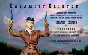 CALAMITY CLINTON by CSuk-1T