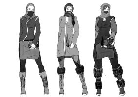 Protagonist Thumbnails stage 3 by digital-clown