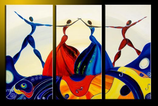 Dance of Life by meenajolly