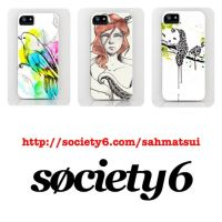 Iphone Cases on Society6 by sahdesign