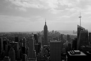 Empire State Building by kathi-in-wonderland