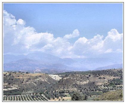 Crete: Hills and Valleys by Jhez