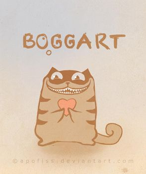 boggart by Apofiss