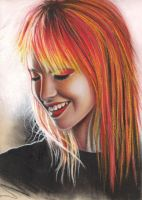 Hayley Williams - Pastel by Amyshambles