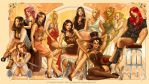 DC   WOMEN by J-Estacado