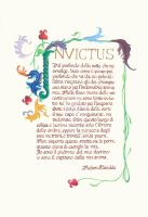 Invictus by HessianPeel