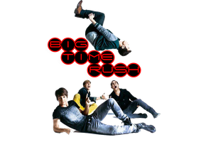 Big Time Rush Texto PNG by MariiEdiitiions