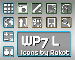 Wp7 Like Icons v1.1 by a3rkt