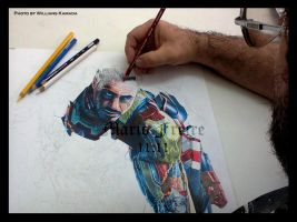 Iron Man - Wip I by mario-freire