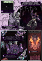 Ascension Page 1 by shatteredglasscomic