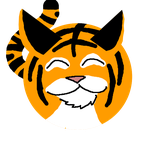 Something old. A tiger looks like a ball! by rwmtiger