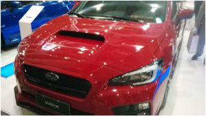 WRX Subaru 2015 by KazePhotos
