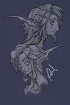 Young Stormfeathers by Richardparson