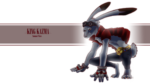King Kazma by The-Leeward-Voyage