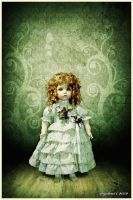Vintage DoLL by angelsm84