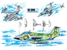 SF-390 by TheXHS