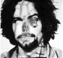Charles Manson Zombie Tattoo by octodream