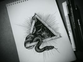 tattoo sketch by ORLAN-21