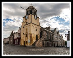 Dysart Tolbooth and Town House by SnapperRod