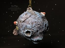 Meteorites: Fish by SweetSign