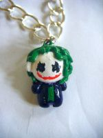 The Joker Charm by KatKatDreamer95
