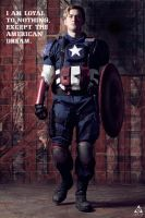 Captain America 2 by samsophotography