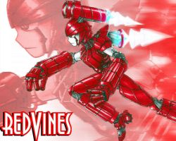 REDVINES ROBOT by odaleex