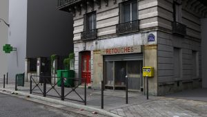 Parisian Street (work in progress) by ThoRCX