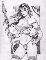 SAVAGE LAND ROGUE by RODEL MARTIN (04202017) by rodelsm21