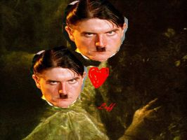 Hitler number 3 by Teh-Inferior