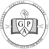 PCW Logo: Geoffery Percival Austaire III (GPA) by concreteBuilding