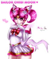 Sailor Chibi Moon S. by sonamy94fan