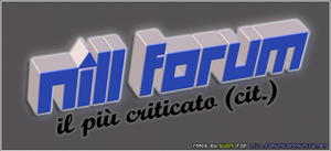 Nill Forum 3D Banner by claudette86