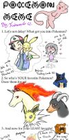 Pokemon meme- By: firehorse by firehorse6