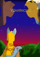 Warriors Shadow From The Past by rosetheeevee12