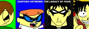 Cartoon Network: The Legacy of Four by ian2x4