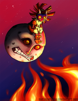 TLoZ - Terrible Fate by metalcervidae