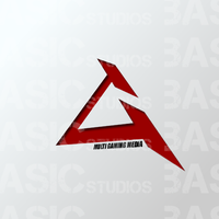 Multi Gaming Media Logo by BASICstudios