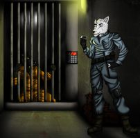 Commission - Prison by vesto-snow-leopard