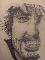 Dave Grohl by LinMac