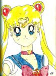 Sailor Moon by Xzeons-Dead